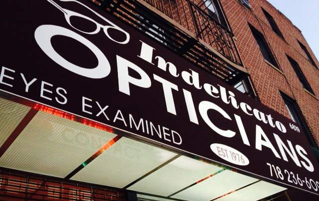 Opticians Brooklyn NY Indelicato Opticians Store