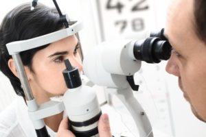 eye services