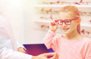 childrens eye glasses