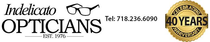Indelicato Opticians Brooklyn NY Logo